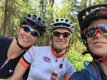 OVB Girls in Alaska!