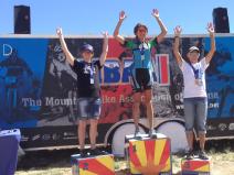 Beth: 2nd Place Women's Marathon-SV