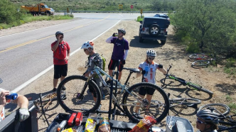 Cookie break: Ride for a Teacher