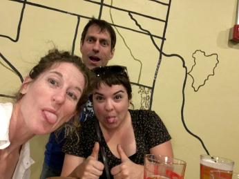 Fun at Catalina Brewing Co